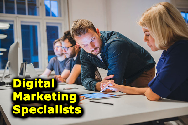 Digital Marketing Specialists