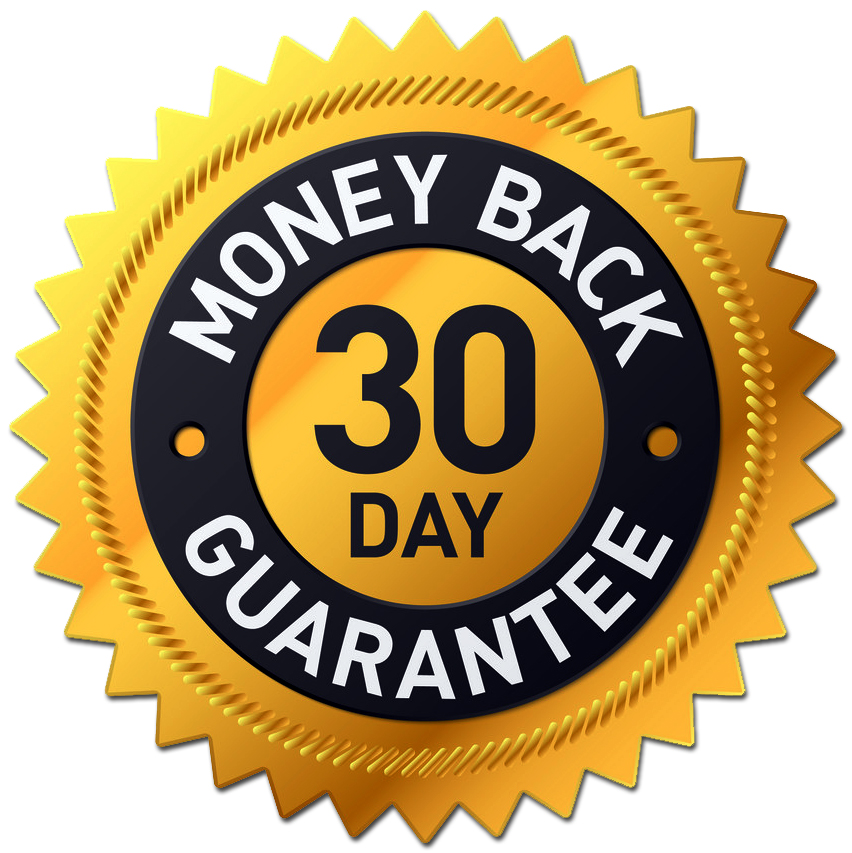 30-Day Full and No Question Asked Money Back Guarantee! Click Here to place your order now.