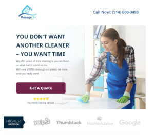 Cleaning and Facilitation Services