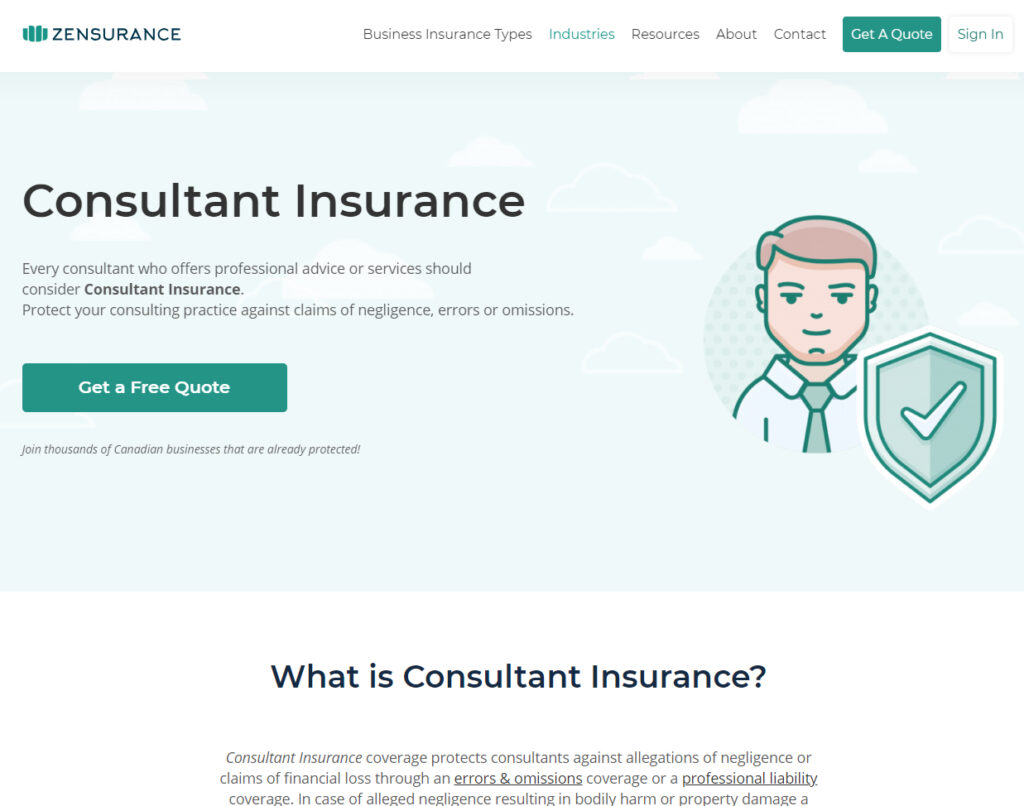 Health Insurance Consultant